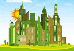 装配绿色建筑 让城市更加和谐宜居