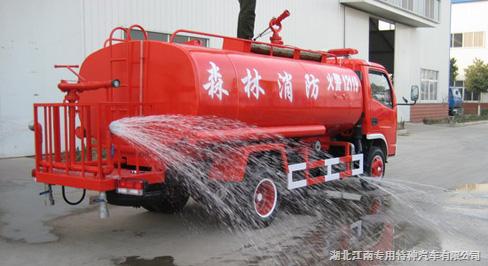 森林消防车_百川网
