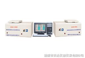 ZDHW-600B型高精度微机全自动量热仪